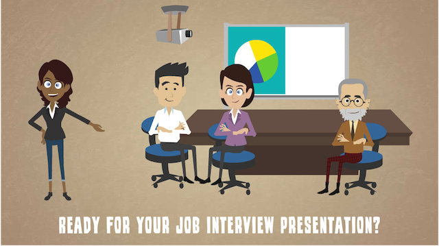 process essay job interview