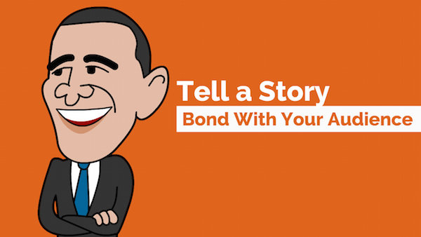 Bond With Your Audience With a Story