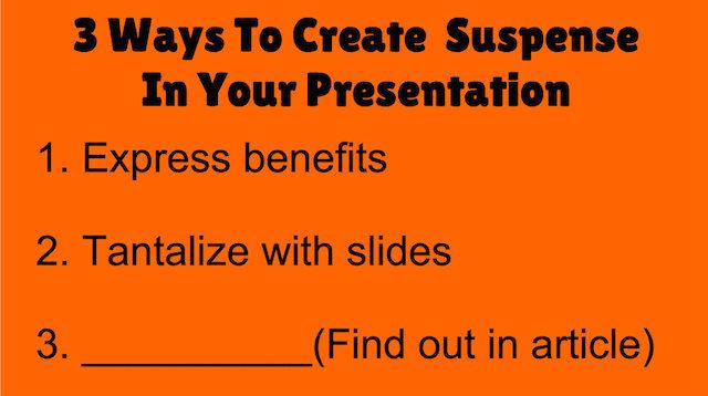 suspense-in-presentations