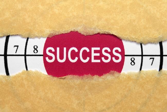 Success of a speech depends on the goals you set