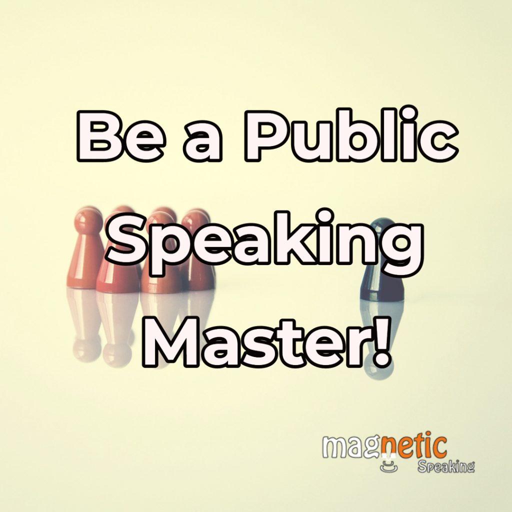 public speaking master