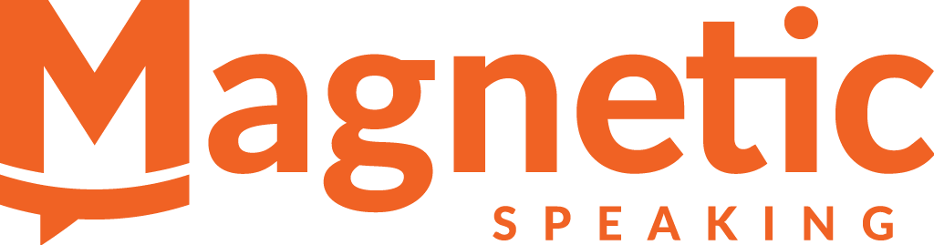 Magnetic Speaking logo