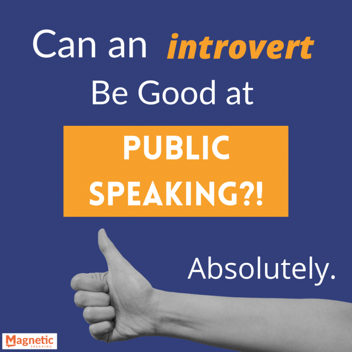 Can an Introvert be Good at Public Speaking_