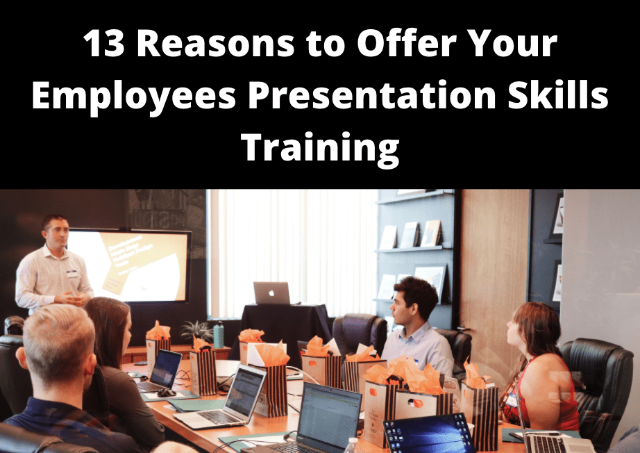 Reasons to Offer Your Employees Public Speaking Training