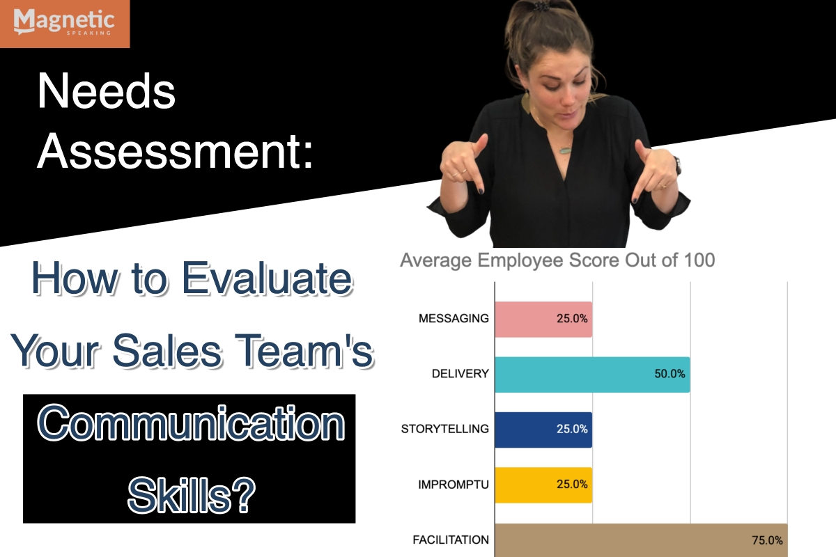 Needs Assessment: How to Evaluate Your Team's Sales Skills
