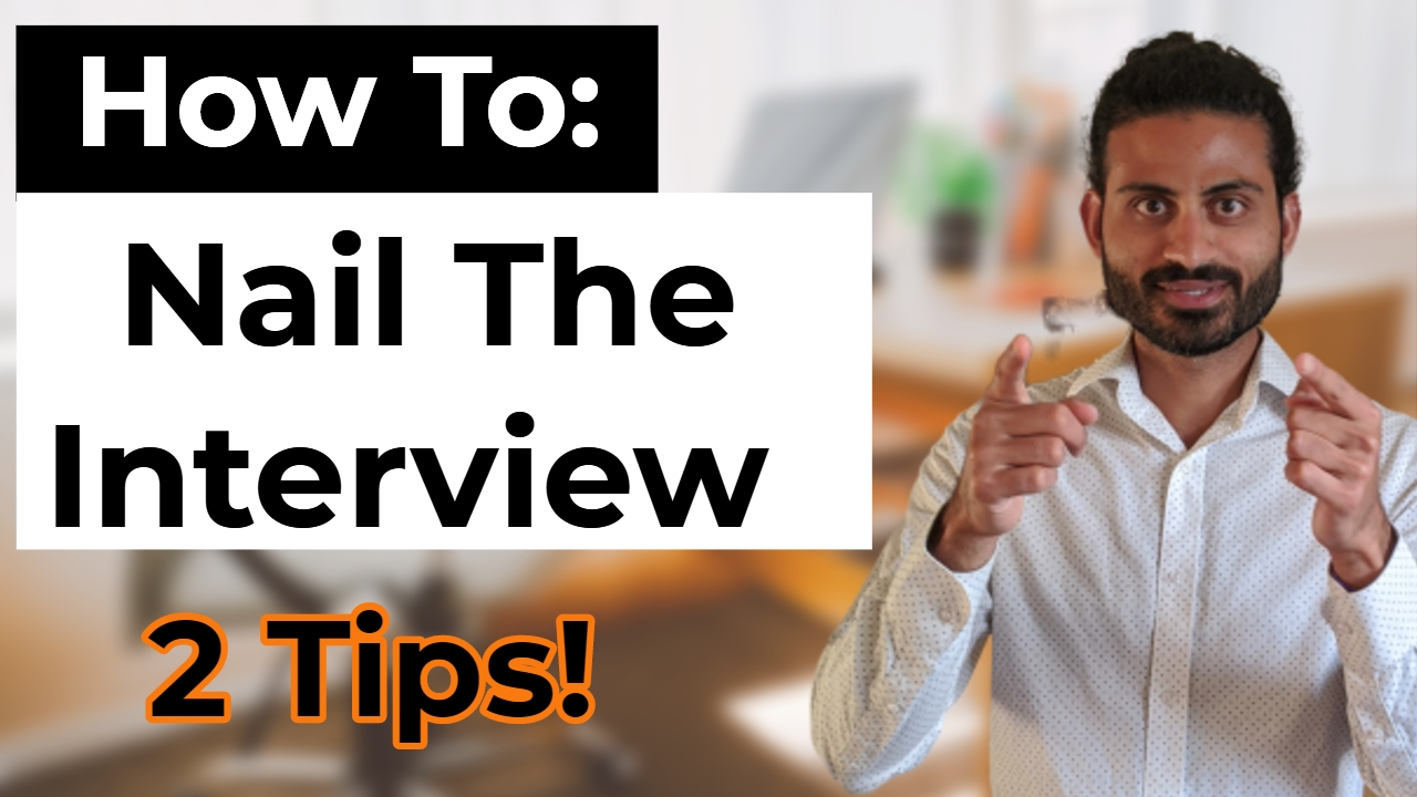 Part 3/4 Experience Required: How to position yourself during the interview (When you don't have the right experience)