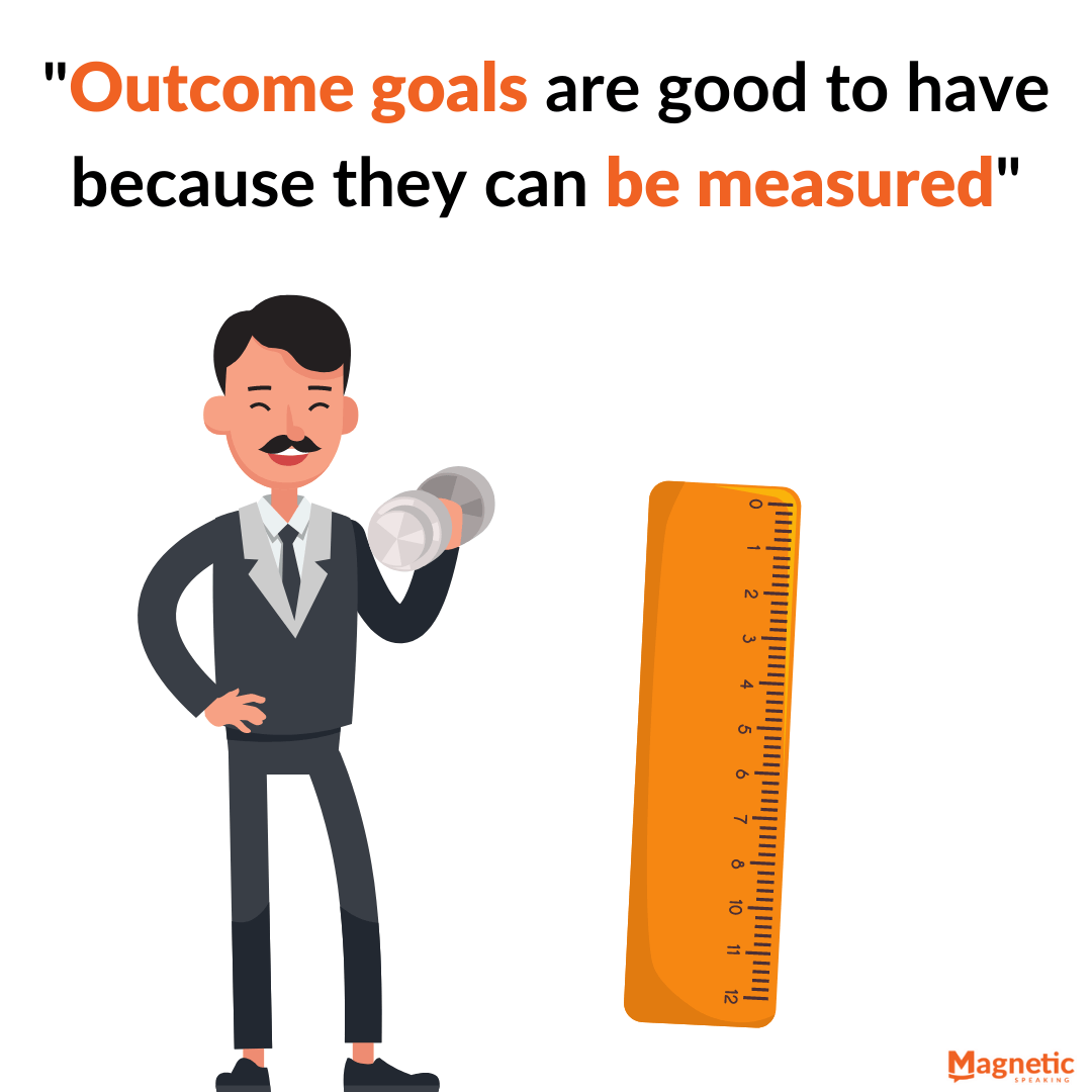 Outcome Goals For 2021
