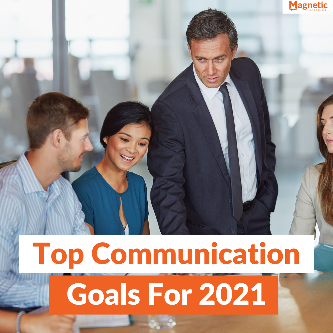 Top Goals For 2021