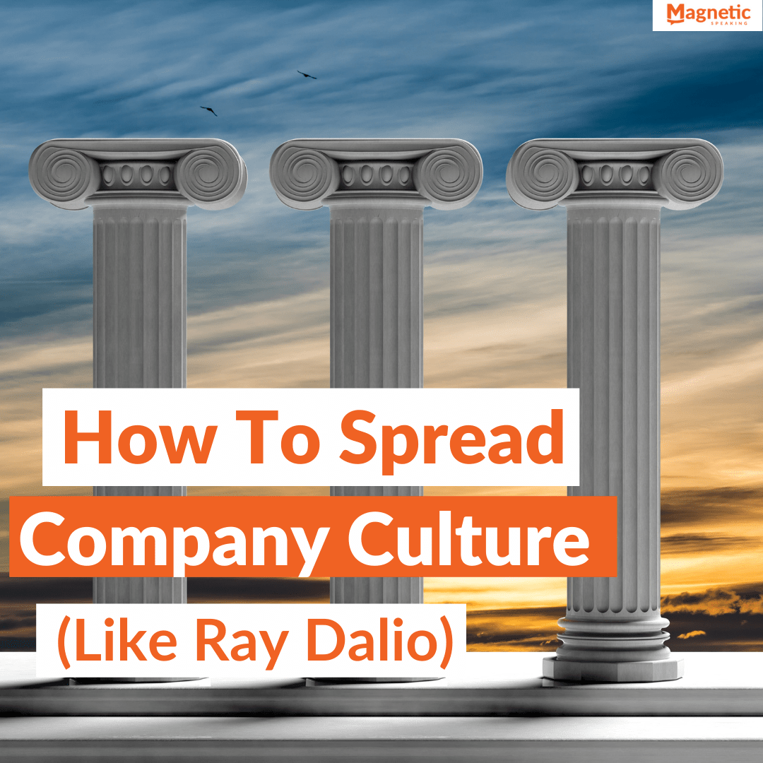 How To Spread Company Culture